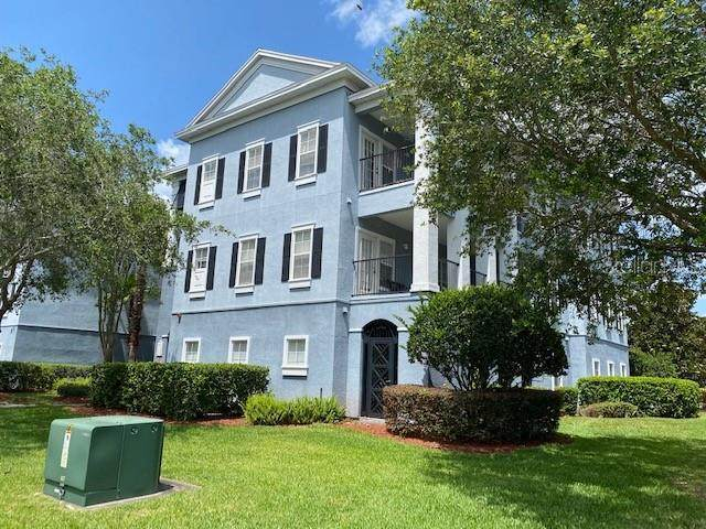 3713 Conroy Road #1924, Orlando, FL 32839 (MLS #O5947567) :: Griffin Group