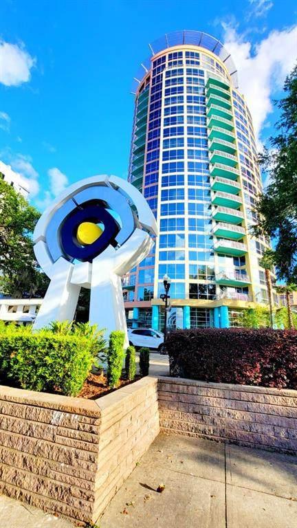 322 E Central Boulevard #2013, Orlando, FL 32801 (MLS #O5947738) :: Armel Real Estate