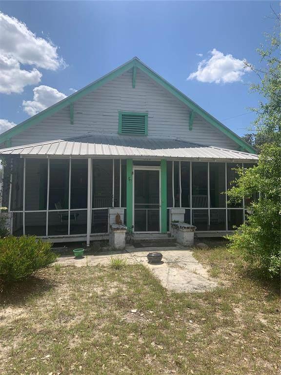 602 High Street, Wildwood, FL 34785 (MLS #O5949262) :: Pepine Realty
