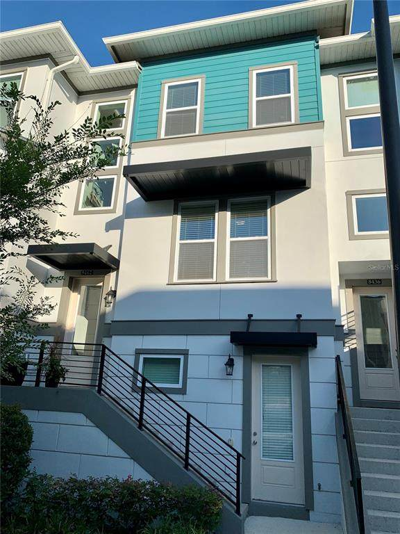 8442 Karrer Terrace, Orlando, FL 32827 (MLS #O5950184) :: Dalton Wade Real Estate Group