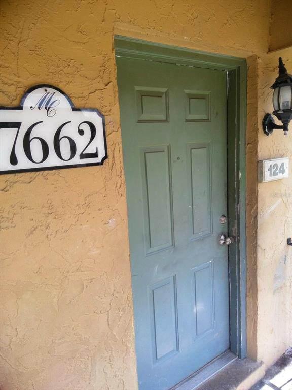 7662 Forest City Road #124, Orlando, FL 32810 (MLS #O5950603) :: Pepine Realty