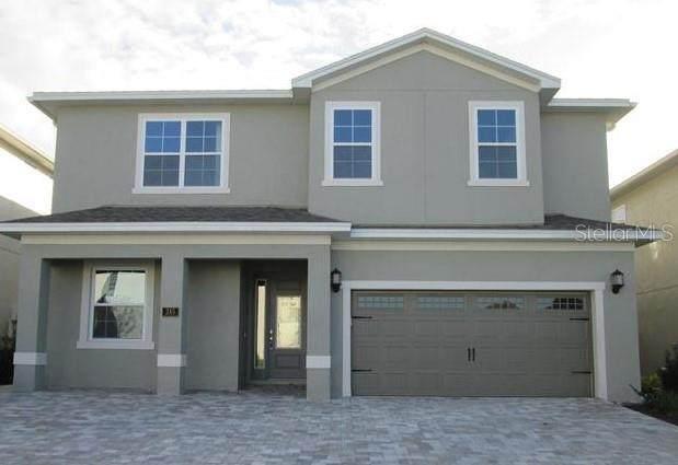 245 Southfield Street, Kissimmee, FL 34747 (MLS #O5951087) :: Dalton Wade Real Estate Group