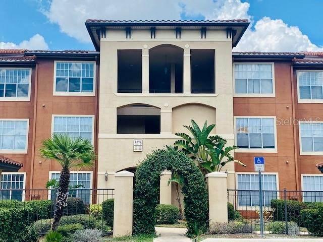 5578 Metrowest Boulevard #10, Orlando, FL 32811 (MLS #O5951274) :: The Light Team