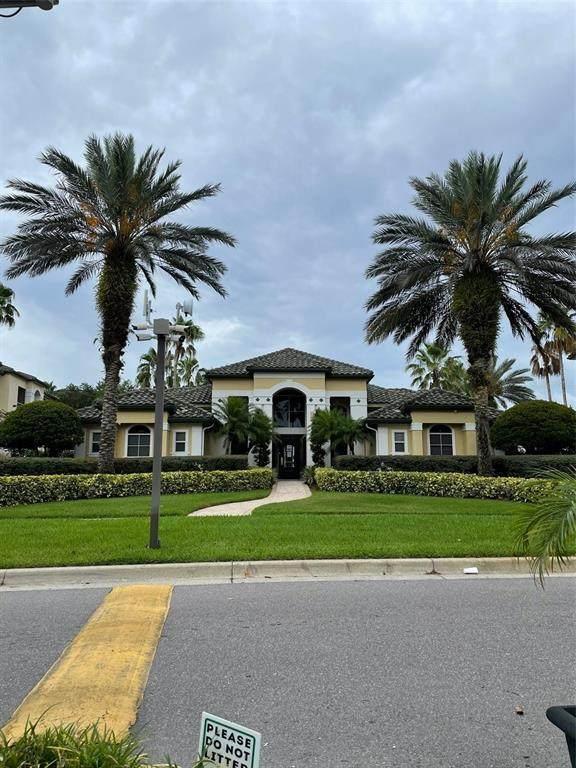 2740 Maitland Crossing Way #105, Orlando, FL 32810 (MLS #O5951702) :: Rabell Realty Group
