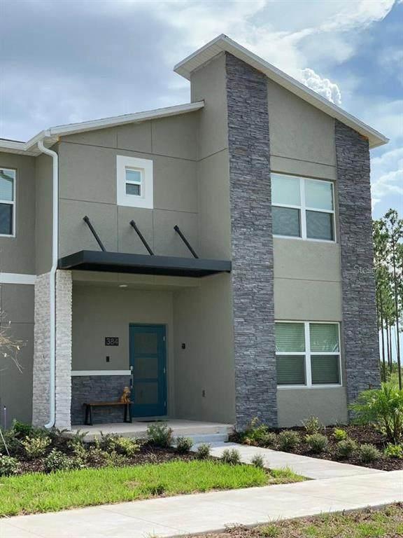 384 Ocean Course, Davenport, FL 33896 (MLS #O5952079) :: GO Realty