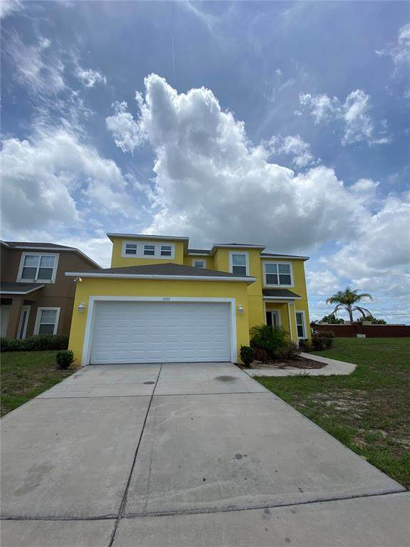 1400 Salisbury Drive, Winter Haven, FL 33881 (MLS #O5952208) :: Gate Arty & the Group - Keller Williams Realty Smart