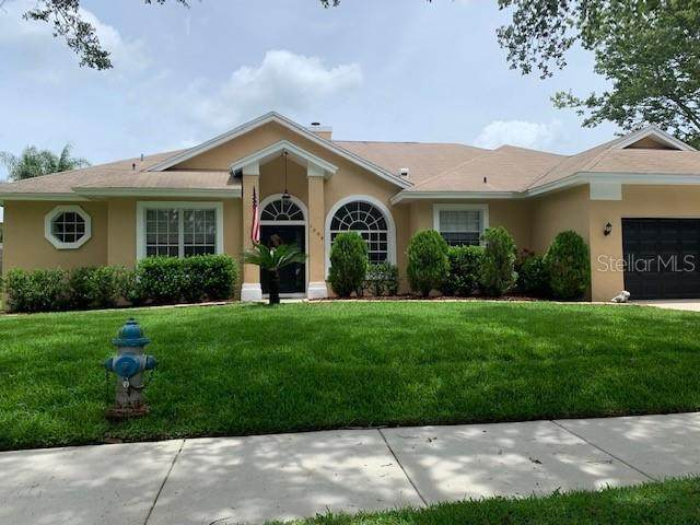 1009 Willa Lake Circle, Oviedo, FL 32765 (MLS #O5952295) :: Zarghami Group