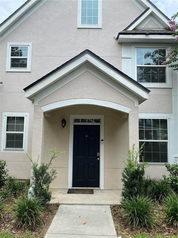 3364 Westchester Square Boulevard #104, Orlando, FL 32835 (MLS #O5952874) :: GO Realty