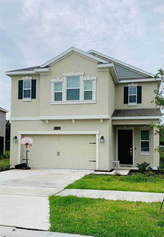 4448 Seven Canyons Drive, Kissimmee, FL 34746 (MLS #O5953246) :: Young Real Estate