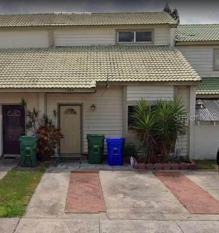 1354 Winter Green Way, Winter Garden, FL 34787 (MLS #O5953410) :: Keller Williams Realty Peace River Partners