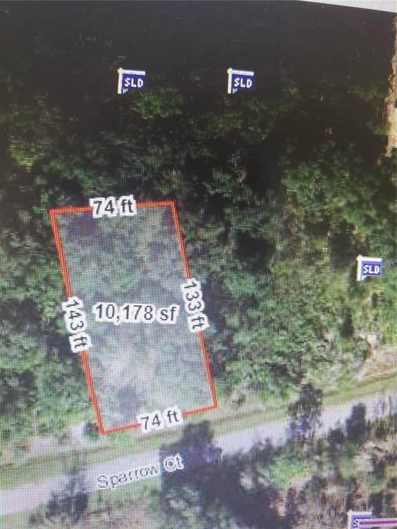 142 Sparrow Court, Poinciana, FL 34759 (MLS #O5953984) :: EXIT Realty Positive Edge