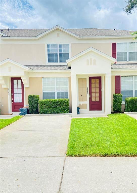 2340 Silver Palm Drive, Kissimmee, FL 34747 (MLS #O5954133) :: Alpha Equity Team