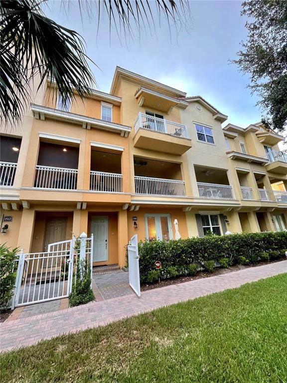 1508 Lake George Drive D, Lake Mary, FL 32746 (MLS #O5954925) :: Zarghami Group