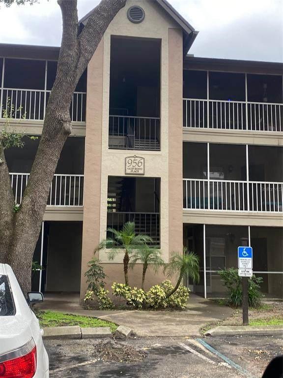 956 Salt Pond Place #307, Altamonte Springs, FL 32714 (MLS #O5956603) :: The Nathan Bangs Group