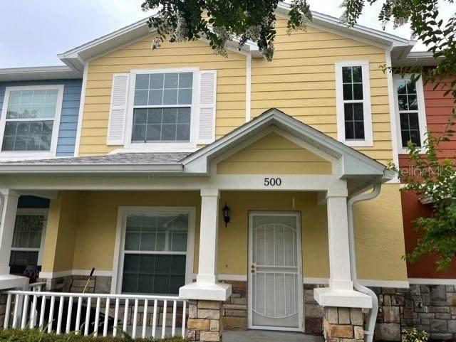 2478 Pillar Coral Drive #500, Orlando, FL 32808 (MLS #O5958331) :: The Nathan Bangs Group