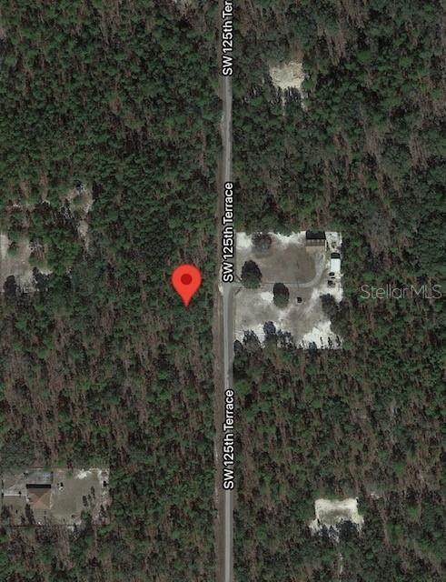TBD SW 125TH Terrace, Dunnellon, FL 34432 (MLS #O5960066) :: Griffin Group