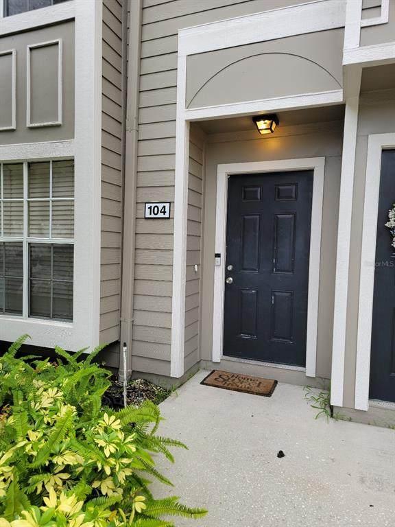527 Sun Ridge Place #104, Altamonte Springs, FL 32714 (MLS #O5960083) :: Zarghami Group