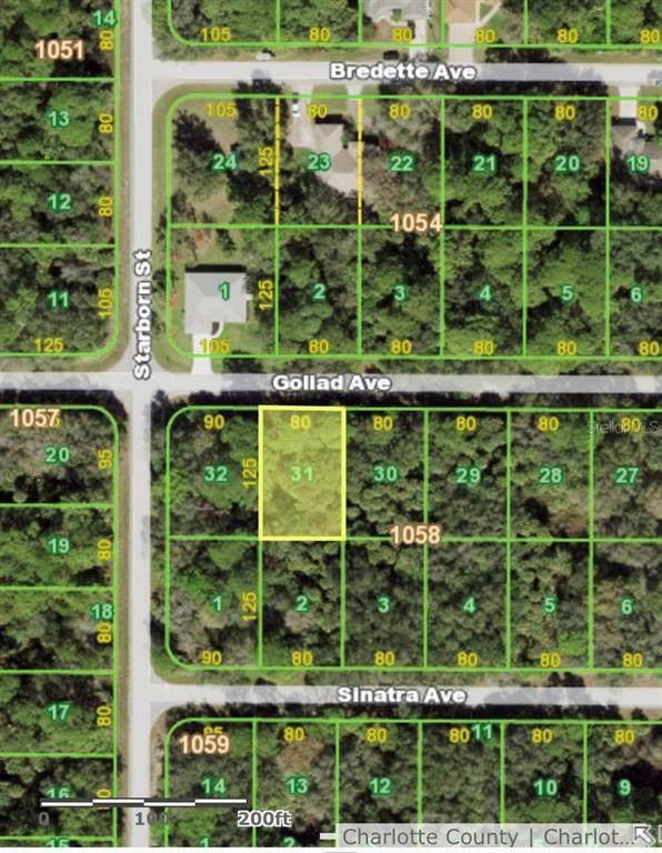 18097 Goliad Avenue, Port Charlotte, FL 33954 (MLS #O5960273) :: Griffin Group