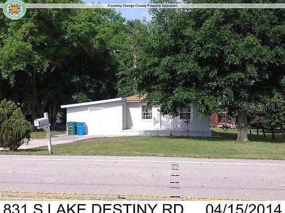 831 S Lake Destiny Road, Maitland, FL 32751 (MLS #O5960892) :: Zarghami Group
