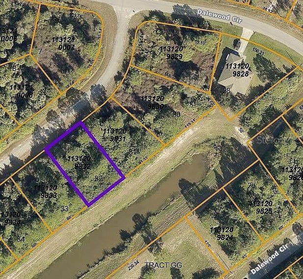 0 Devonshire Circle, North Port, FL 34288 (MLS #O5961064) :: Keller Williams Realty Select