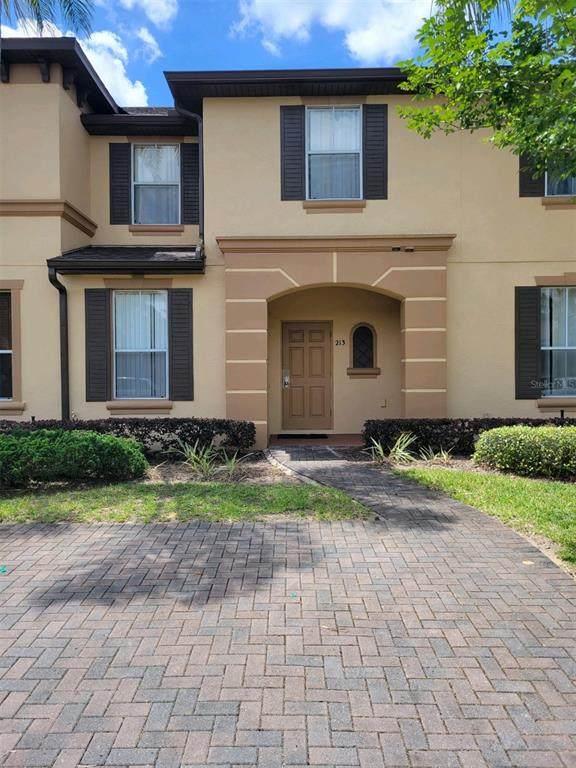 213 Napoli Drive, Davenport, FL 33897 (MLS #O5961276) :: Pristine Properties