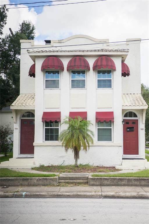 503 W Princeton Street, Orlando, FL 32804 (MLS #O5961303) :: The Kardosh Team