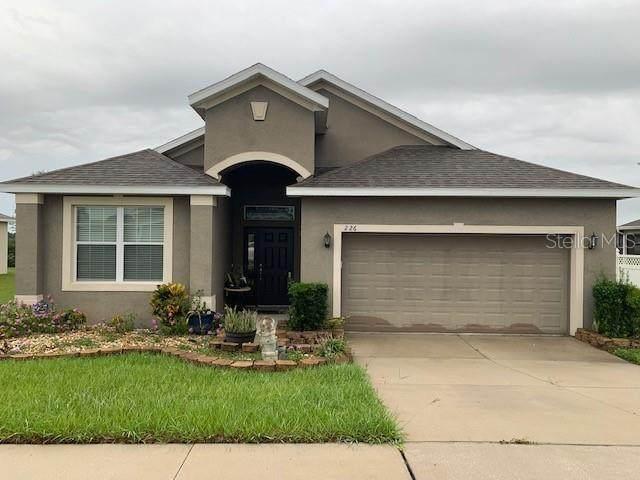 226 Blackstone Creek Road, Groveland, FL 34736 (MLS #O5961451) :: Alpha Equity Team