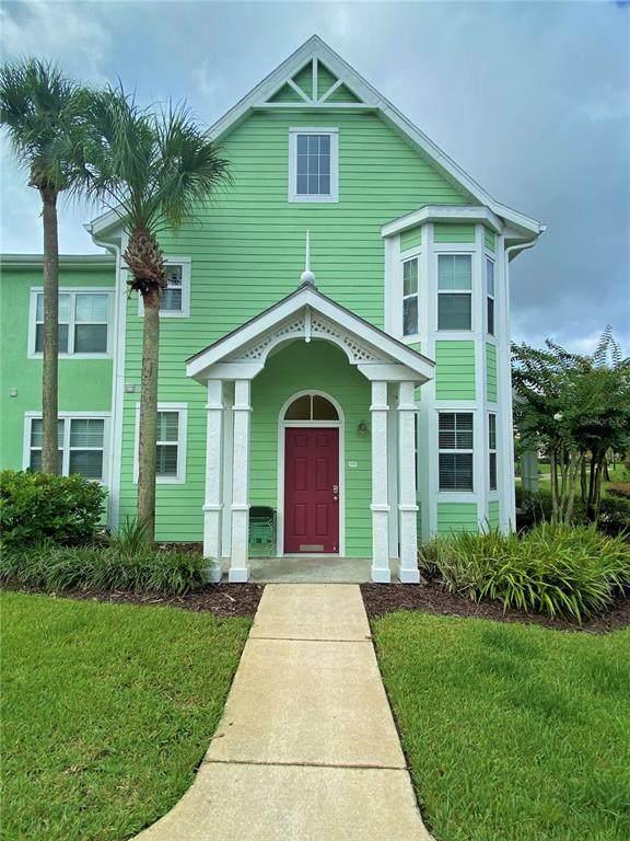 3004 Bonfire Beach Drive #103, Kissimmee, FL 34746 (MLS #O5961572) :: Cartwright Realty