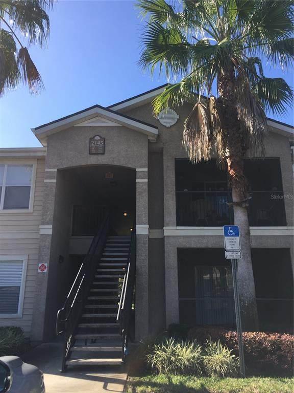 2145 Fontebranda Loop #115, Casselberry, FL 32730 (MLS #O5962512) :: Dalton Wade Real Estate Group