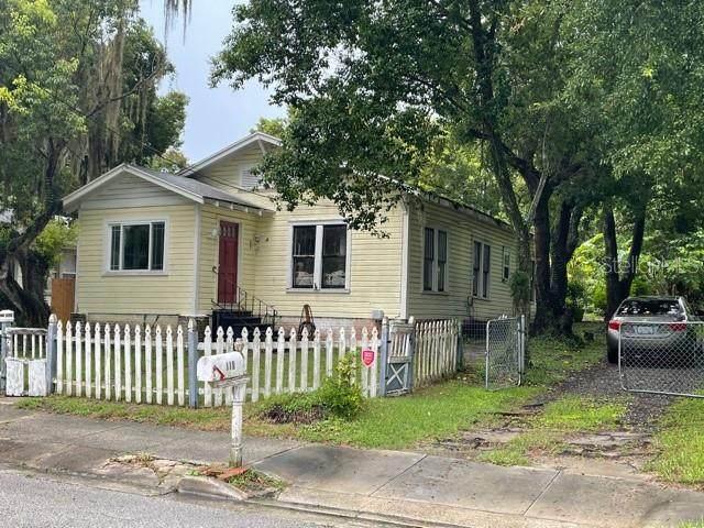 110 S Chester Street, Leesburg, FL 34748 (MLS #O5963316) :: The Duncan Duo Team