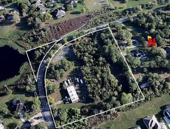 3959 Mckinnon Road, Windermere, FL 34786 (MLS #O5967487) :: The Light Team