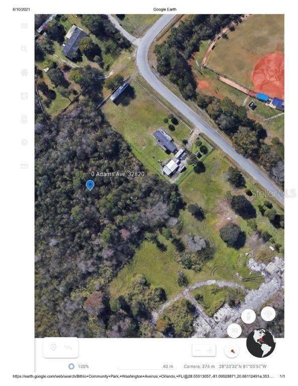 0 Adams Avenue, Orlando, FL 32820 (MLS #O5967733) :: The Paxton Group
