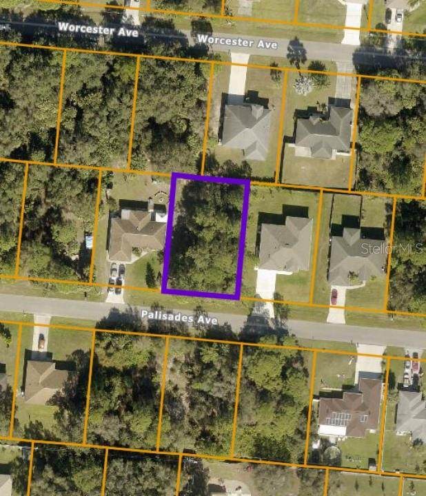 0 Palisades Avenue, North Port, FL 34287 (MLS #O5970451) :: Gate Arty & the Group - Keller Williams Realty Smart