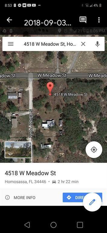 4518 W Meadow Street, Homosassa, FL 34446 (MLS #O5970549) :: Delgado Home Team at Keller Williams