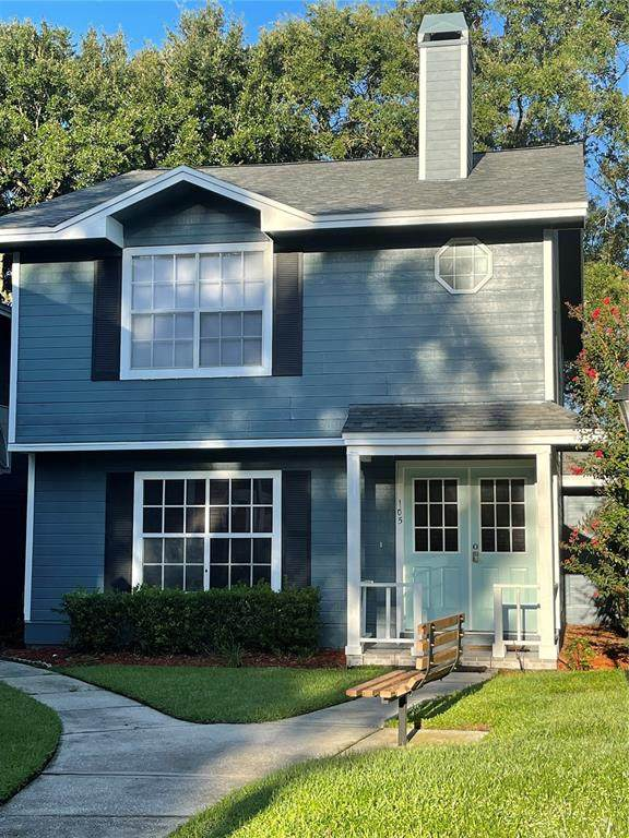 5960 Scotchwood Glen #105, Orlando, FL 32822 (MLS #O5974235) :: Florida Life Real Estate Group