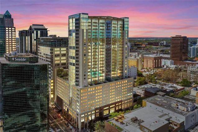 155 S Court Avenue #2613, Orlando, FL 32801 (MLS #O5975493) :: Griffin Group