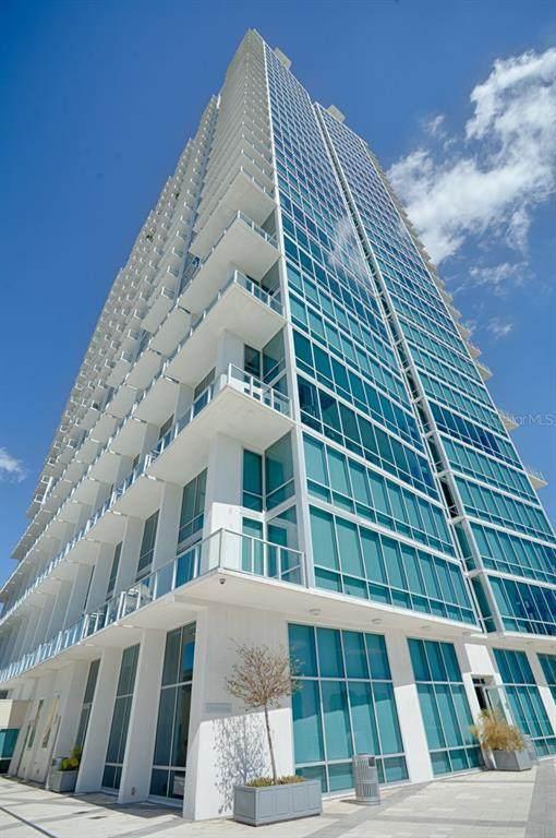 150 E Robinson Street #2901, Orlando, FL 32801 (MLS #O5975770) :: Griffin Group