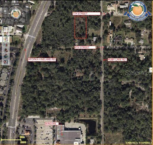 11711 Maple Street, Orlando, FL 32836 (MLS #O5976084) :: The Truluck TEAM