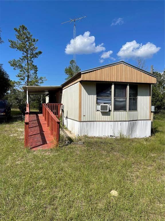 14990 SE 8TH Street, Williston, FL 32696 (MLS #O5976187) :: Delgado Home Team at Keller Williams