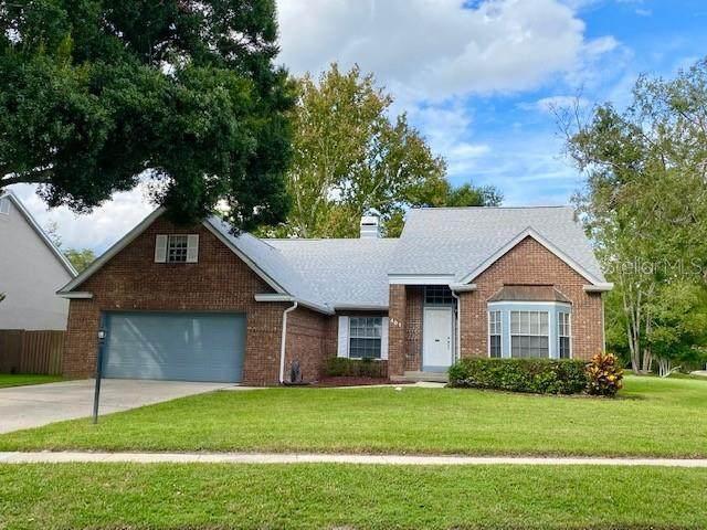401 Cinnamon Oak Court, Lake Mary, FL 32746 (MLS #O5976252) :: Alpha Equity Team
