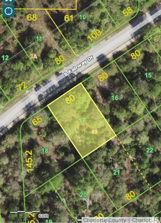 5015 S Fairway Drive, Punta Gorda, FL 33982 (MLS #O5977918) :: Keller Williams Realty Peace River Partners