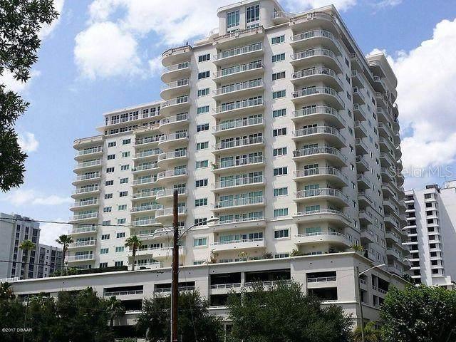 100 S Eola Drive #1710, Orlando, FL 32801 (MLS #O5978029) :: Bob Paulson with Vylla Home
