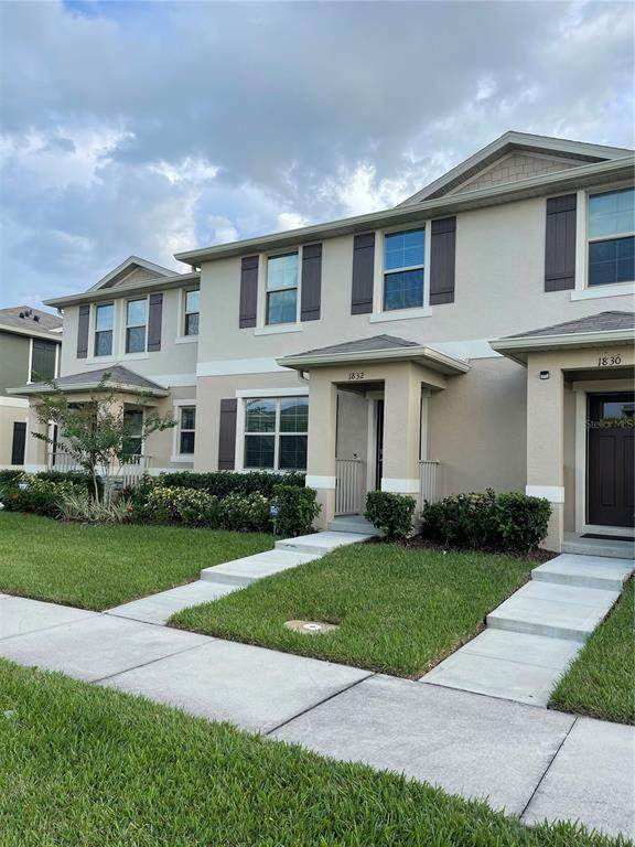 1832 Red Canyon Drive, Kissimmee, FL 34744 (MLS #O5978519) :: Tuscawilla Realty, Inc