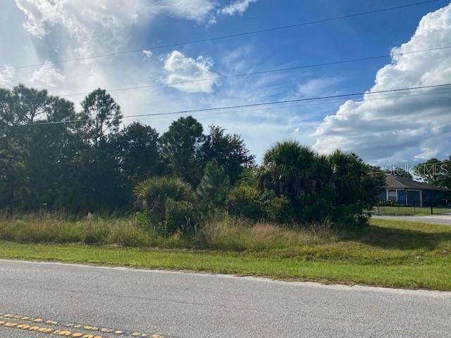 Sannatonah Street, North Port, FL 34287 (MLS #O5978684) :: Delgado Home Team at Keller Williams