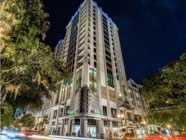 415-2 E Pine Street, Orlando, FL 32801 (MLS #O5980043) :: Your Florida House Team