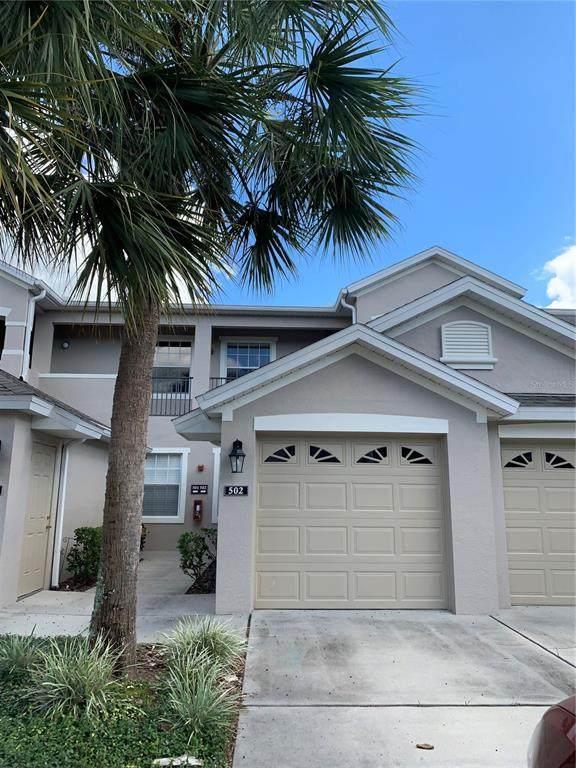 9423 Myrtle Creek Lane #502, Orlando, FL 32832 (MLS #O5980500) :: Cartwright Realty