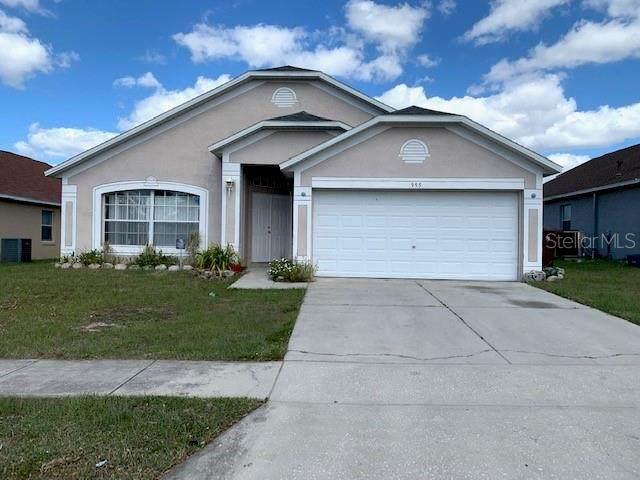 995 Kenbar Avenue, Haines City, FL 33844 (MLS #O5980940) :: Vivian Gonzalez   Ocean Real Estate Group, LLC