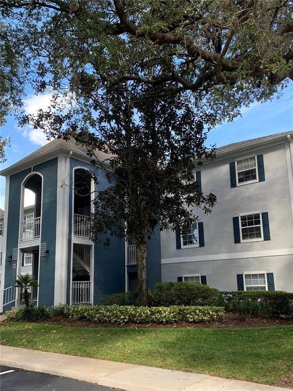 5204 Clubside Drive #5204, Longwood, FL 32779 (MLS #O5980990) :: EXIT King Realty