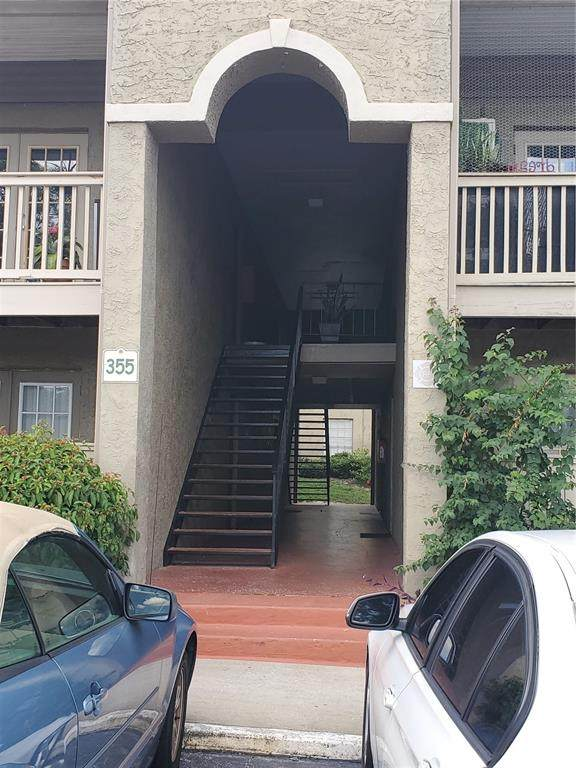 355 Wymore Road #202, Altamonte Springs, FL 32714 (MLS #O5981359) :: The Kardosh Team