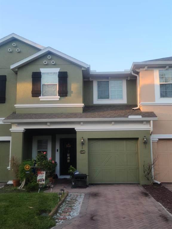 2429 Passamonte Drive #20, Winter Park, FL 32792 (MLS #O5981419) :: Pristine Properties